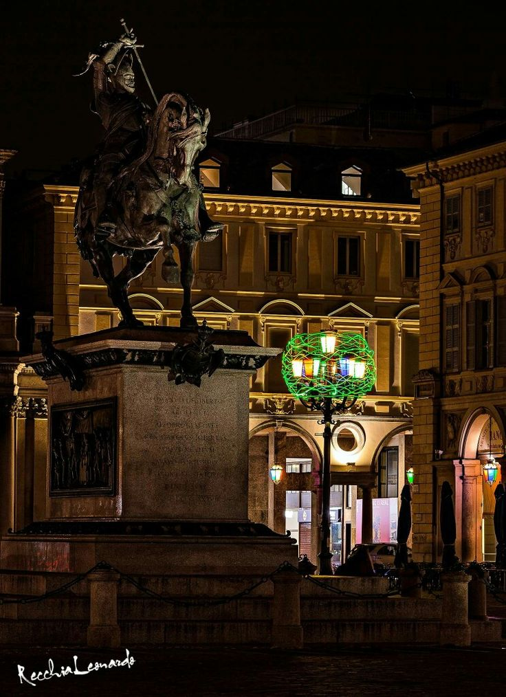 Turin - Piedmont, Italy © Recchia Leonardo | #Torino #Piemonte #Piemont #Italia #Italien