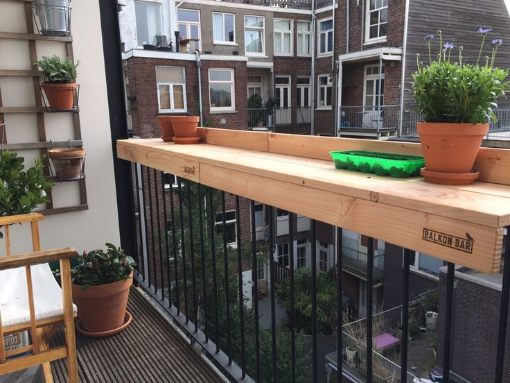 Improve your balcony with the BALKON.BAR www.balkon.bar