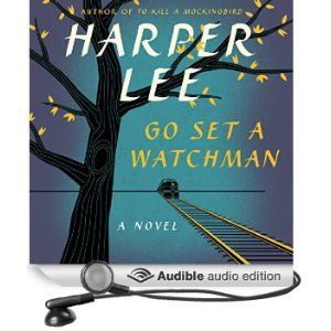 44/53 Harper Lee - Go Set a Watchman (audiobook, beautifully narrated by Reese Witherspoon) ****