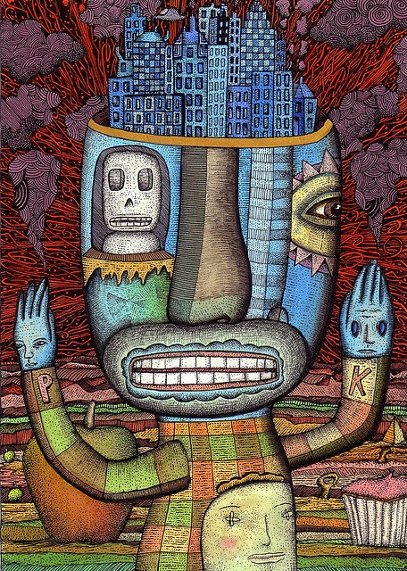 """""""Master of Illusion"""" by Philip Kirk"""