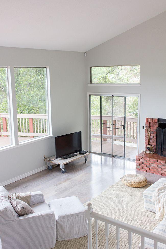 New Living Room paint Valspar\'s Montpelier Madison White | Paint ...