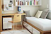 10 quartos pequenos decorados para maximizar o espaço
