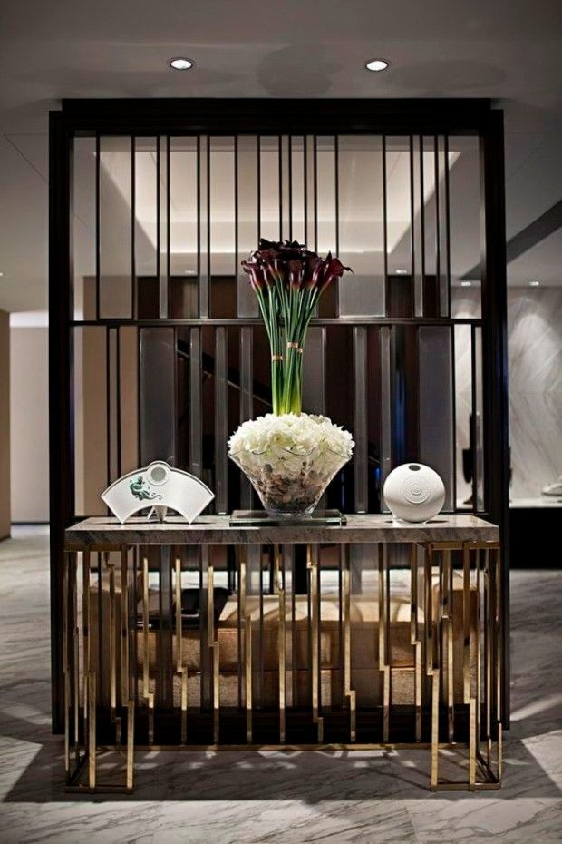 Exclusive Hotels Design Ideas With Console Tables With Images
