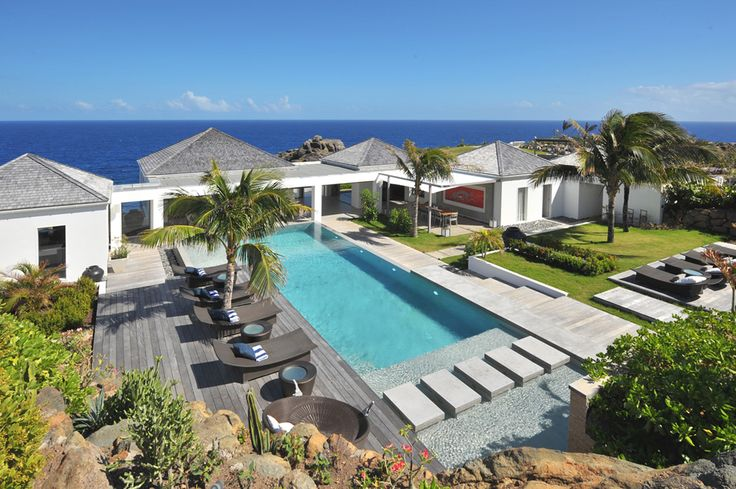 Casa Del Mar. Enjoy your 2017/2018 #winter #vacations in the #Caribbean in #StBarth , Book now your #villa or #yacht with #Casol ! http://www.casolvillasfrance.com/villa-rentals/caribbean/st-barts.html