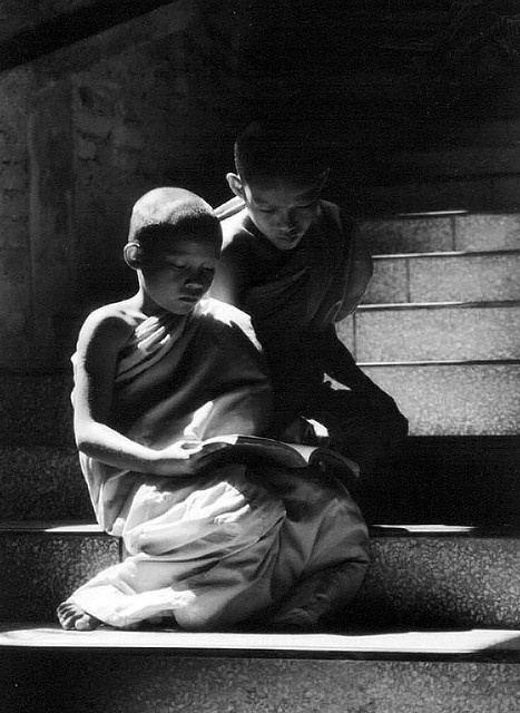 Anatta ~ Young Buddhist Monks Learning About 3 Marks of Existence/Doctrine. Anatta means there is no ultimate reality within, no essence underlying existence, no eternal substratum that is truly real, enduring beyond the present moment. This paradox, central to Buddhist teachings, can be summarized thus: The essence of Buddhism is, there is no essence. (World Religions, 76)