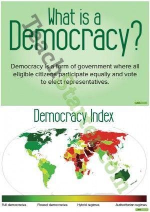 Democracy Posters