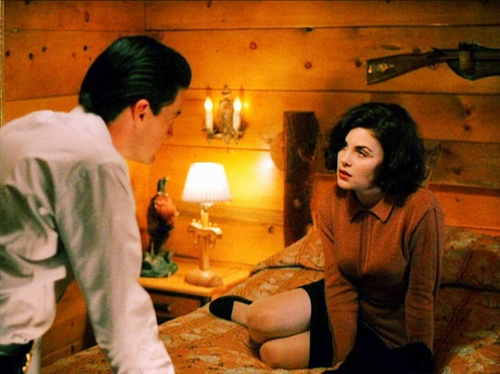 Audrey Horne and Agent Cooper, Twin Peaks