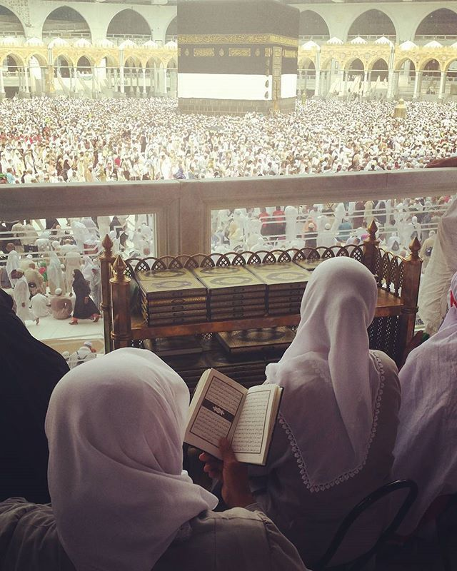 Allah give us the chance to go hajj insh'allah.