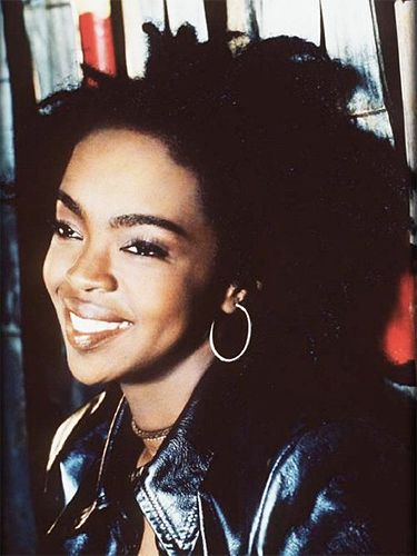 i don't even know how many times i listened to 'the miseducation of lauryn hill' when i was thirteen years old.