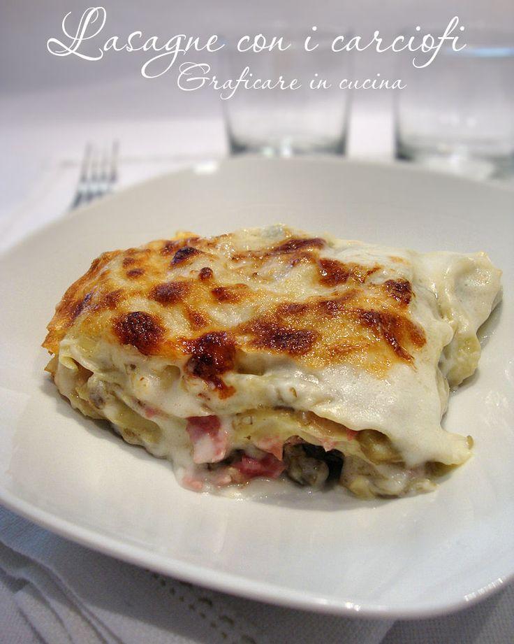 http://blog.giallozafferano.it/graficareincucina/lasagne-con-i-carciofi/