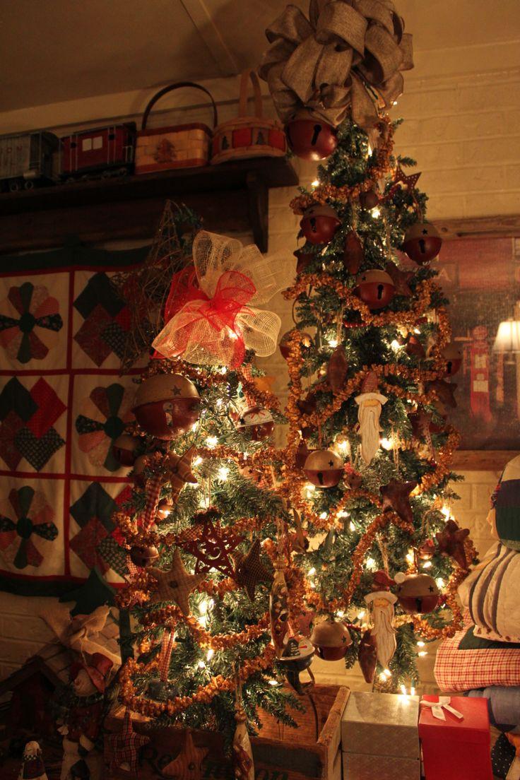 Primitive Alpine trees.   Our Christmas trees 2013   Pinterest