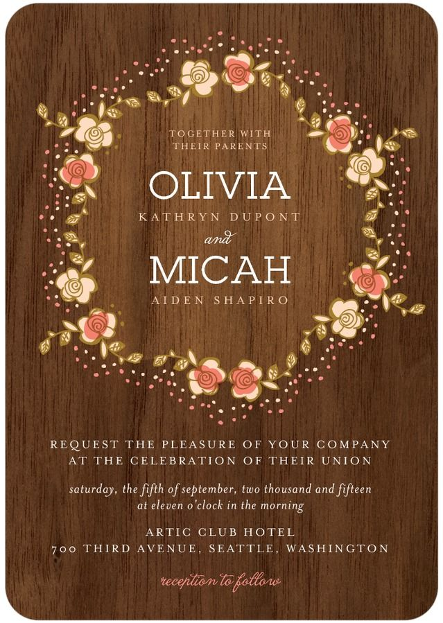 325 best rsvp images on Pinterest Wedding stationary, Invitations - invitation unveiling