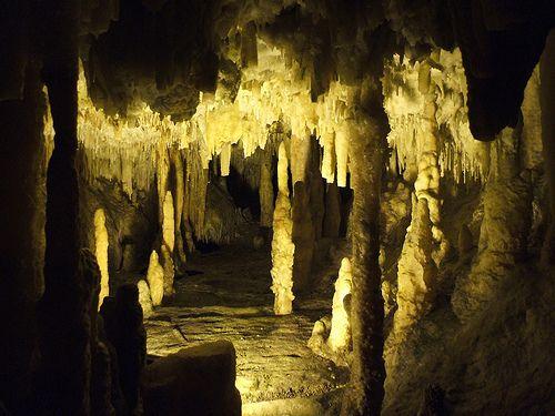 The Grottoes of Castellana, Puglia, Italy