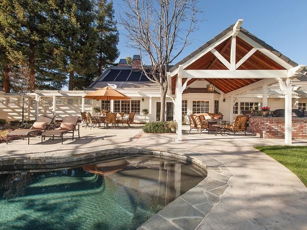 85 best images about patio ideas on pinterest outdoor for Patio home plans ranch