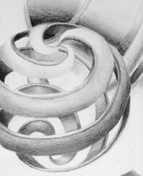Shape And Form In Art : Best art value shape form images on pinterest