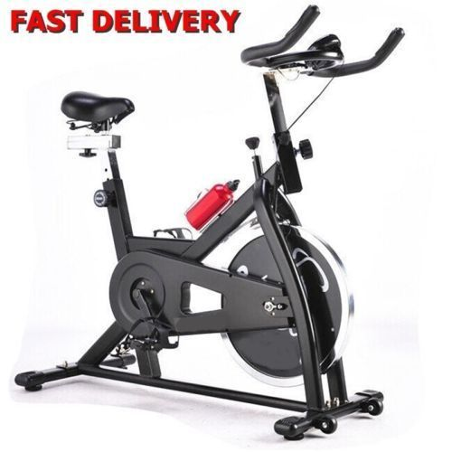 SPIN BIKE 15KG HEAVY DUTY - www.homegym4u.co.uk