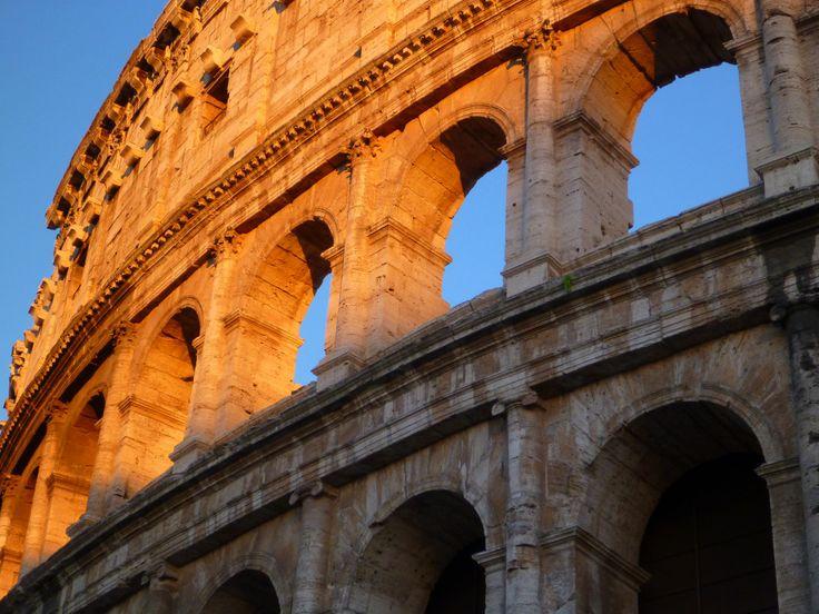 Up close.... Colosseum | Rome | Italy