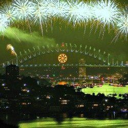 More options for New Year's Eve in Sydney Australia 2013-2014