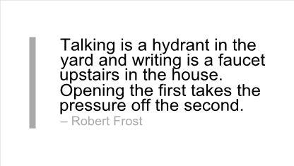 Robert Frost Quote