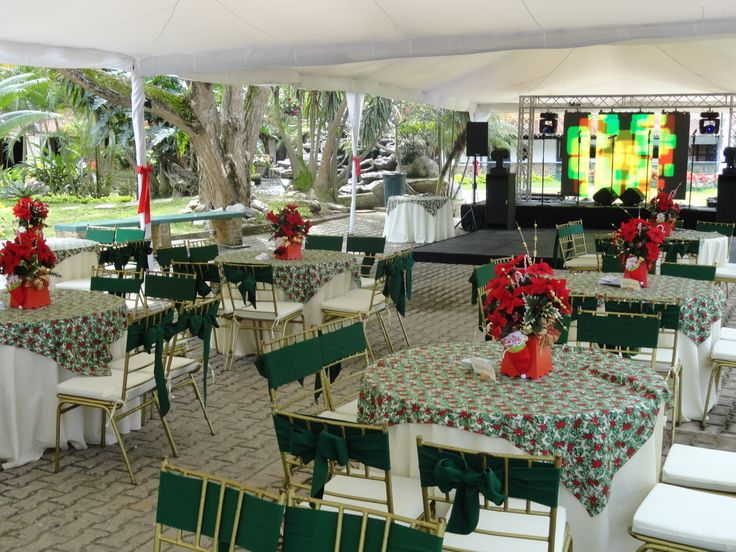#EnImagen Evento Corporativo en #Navidad en las instalaciones de la Hacienda Mis Potrillos