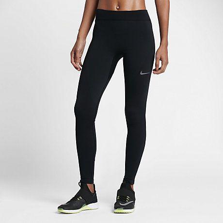 Nike Pro HyperWarm - træningstights til kvinder