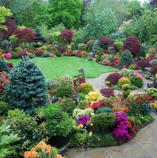 25 beste idee n over vorgartengestaltung op pinterest buitenkant huizen voortuinen en - Deco buitenkant idee ...