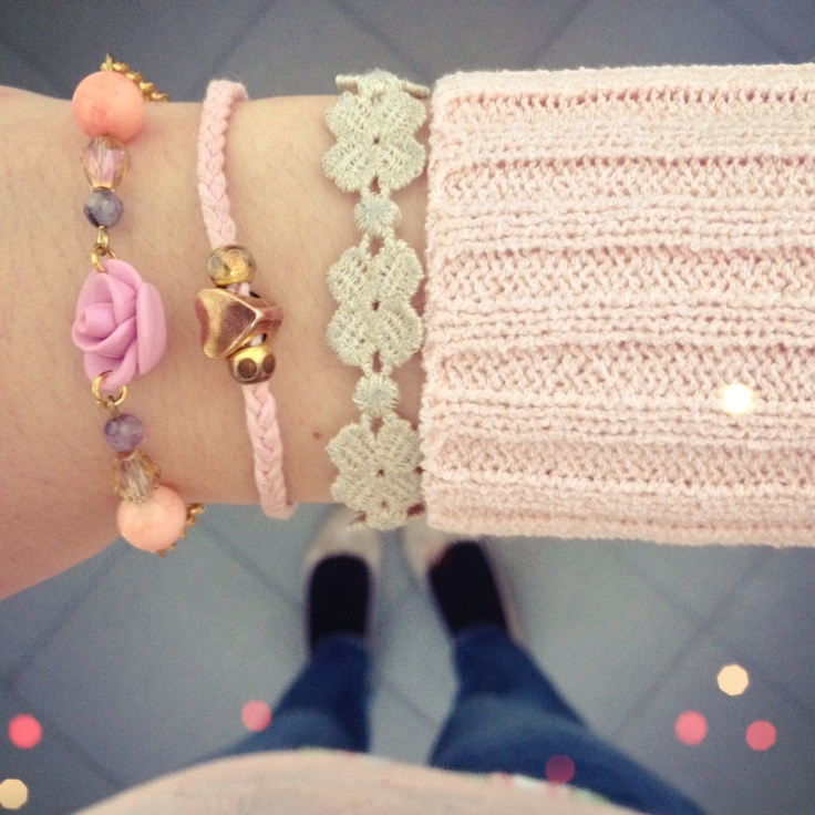 Today at my wrist!! ❤