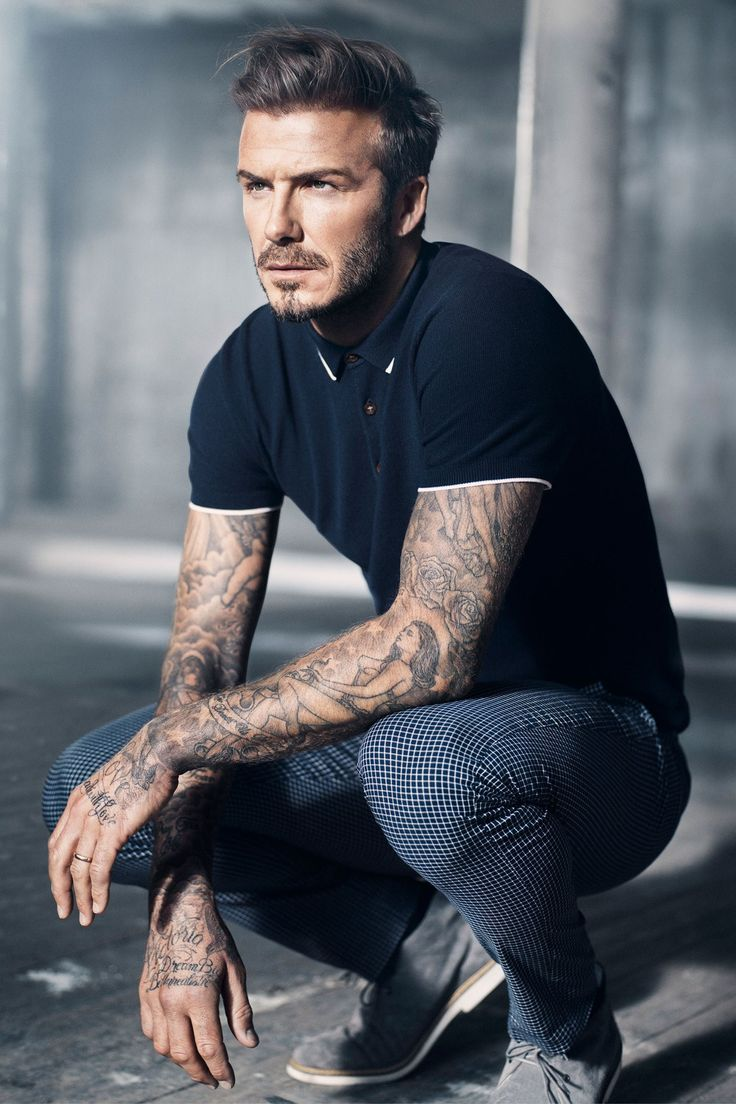 David Beckham is back with H & M