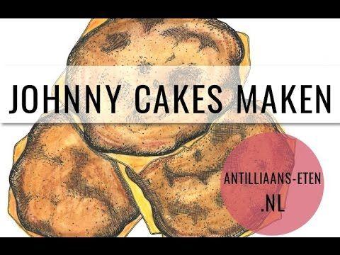 Johnny Cakes maken - antilliaans eten recept - YouTube