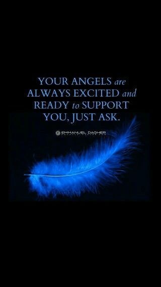 Your Angels are...