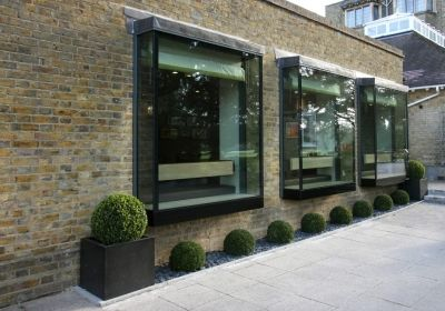 Frameless Windows | Products | IQ Glass