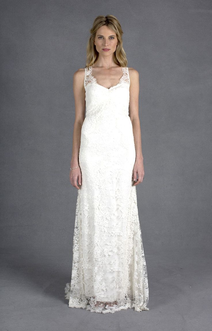 34 best nicole miller bridal gowns images on pinterest for Nicole miller wedding dresses nordstrom
