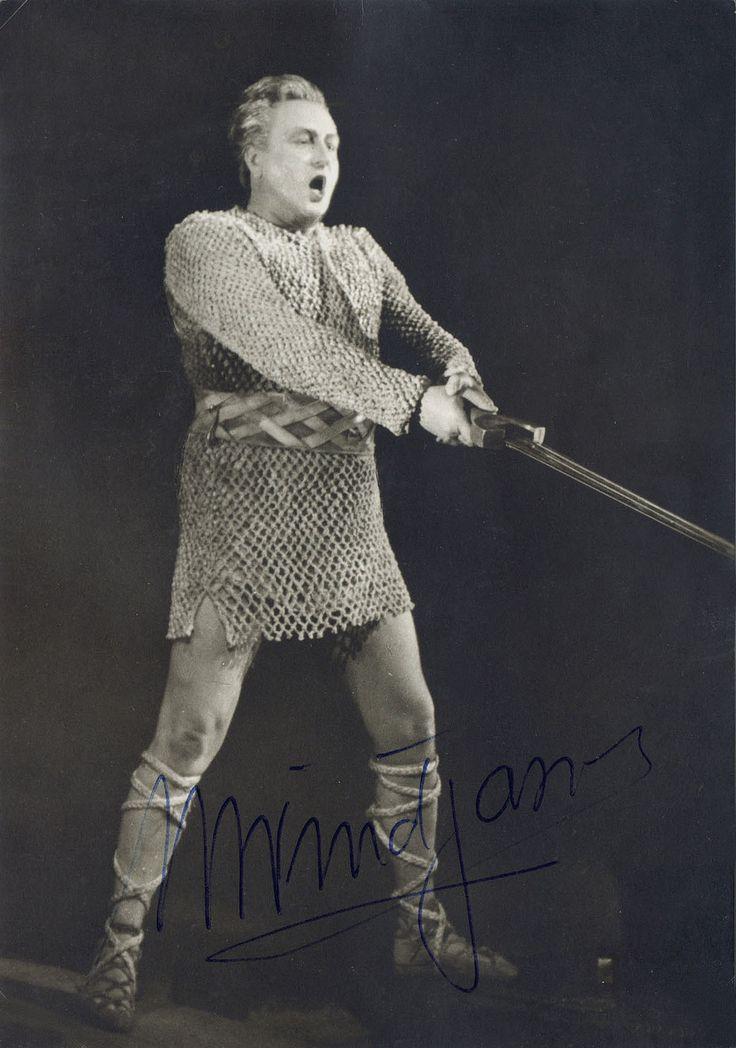 Wolfgang Windgassen Siegfried 1957