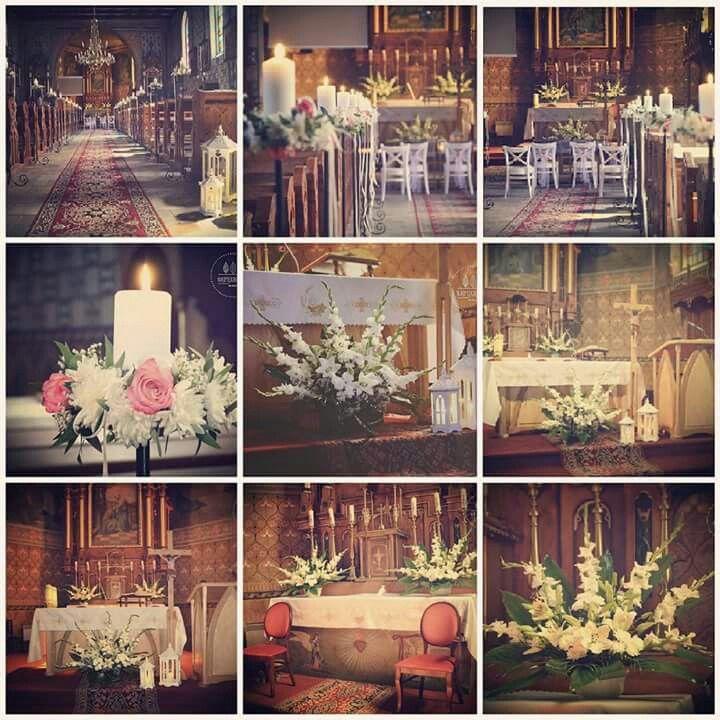 Kościół w blasku świec