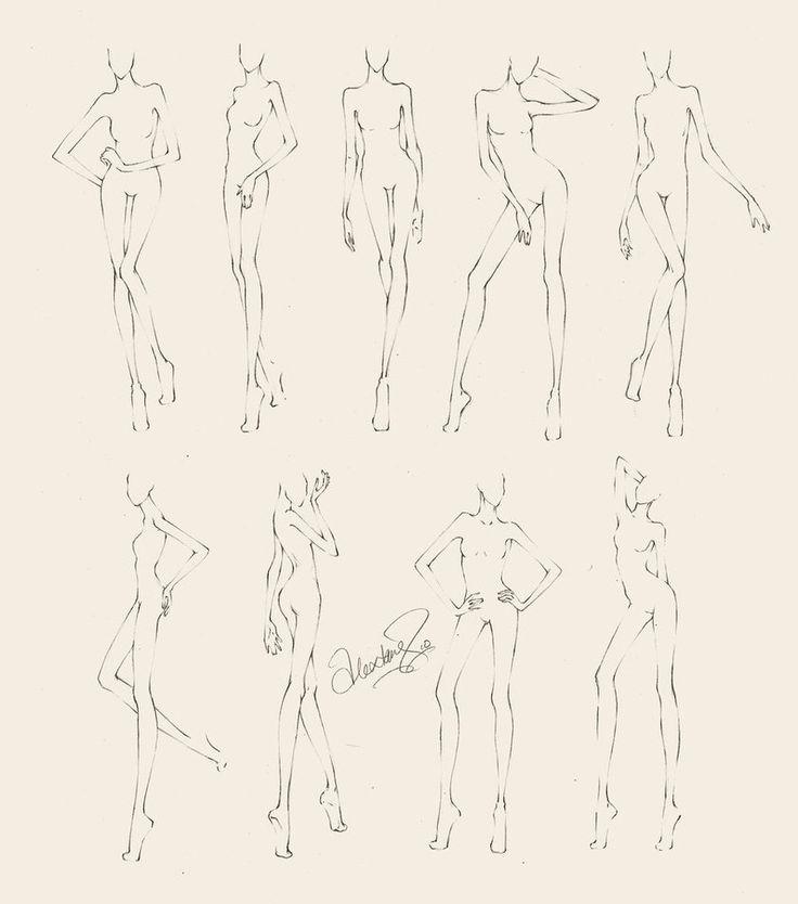 um pin de figura e anatomia feminina