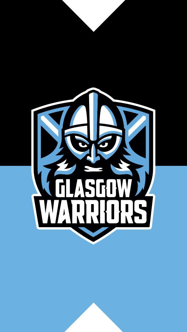 New Badge Rugby Logo Scotland Rugby Warrior