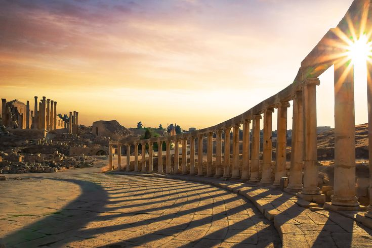 Jerash by Mohammed Abdo on 500px