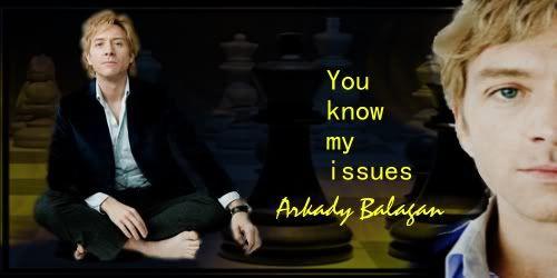 End game - Arkady Balagan (Shawn Doyle)