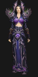 Sunwell Mage Regalia (Recolor) - Transmog Set - World of Warcraft