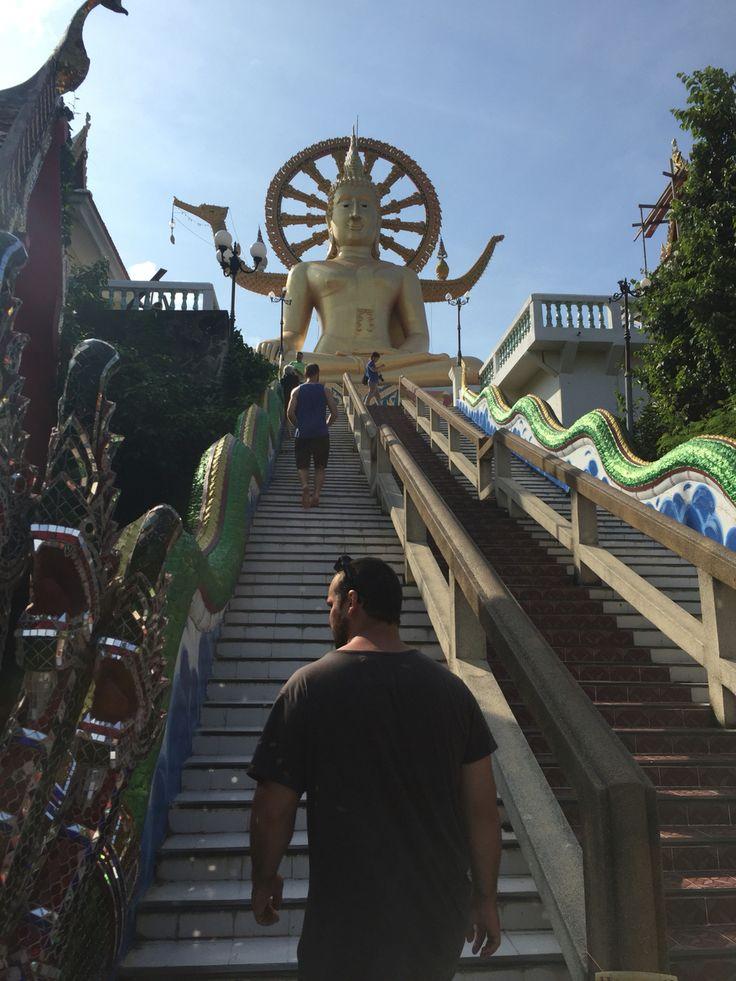 Big Buddha, Koh Samui (Dec 2015)