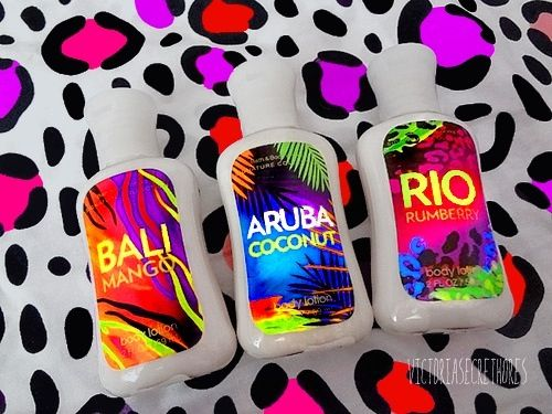 Bath and Body Works lotions❤️