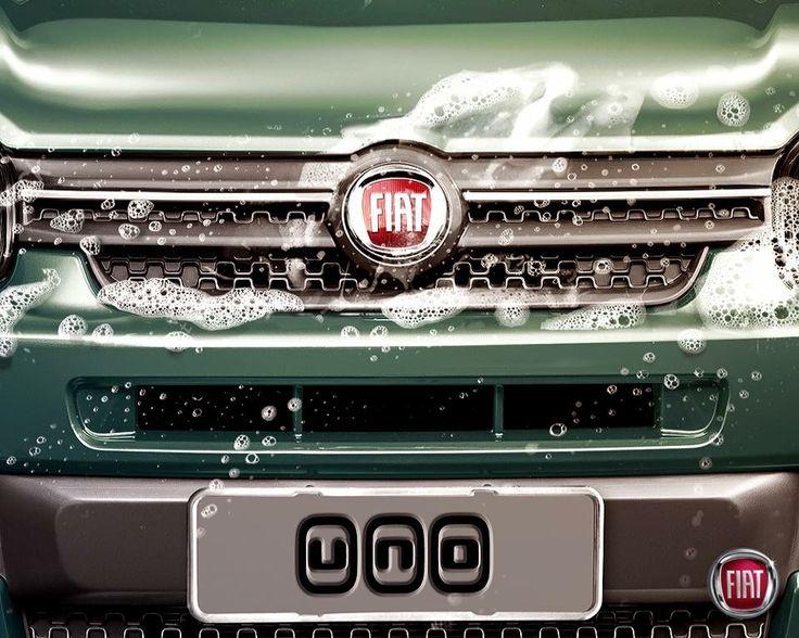 Inicia el 2017 estrenando el nuevo Fiat UNO
