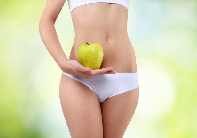 Apple shaped body do's and don'ts when it comes to food