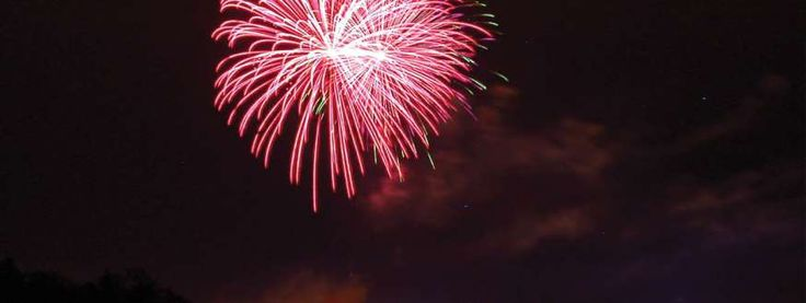 Victoria Day Family & Fireworks - 2016 Events in Peterborough, ON