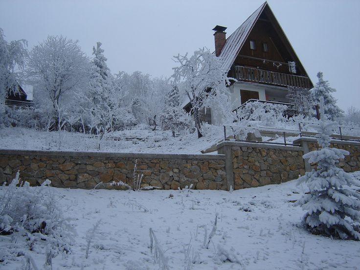 Chata NA BEZOVCI - http://www.1-2-3-ubytovanie.sk/chata-bezovec