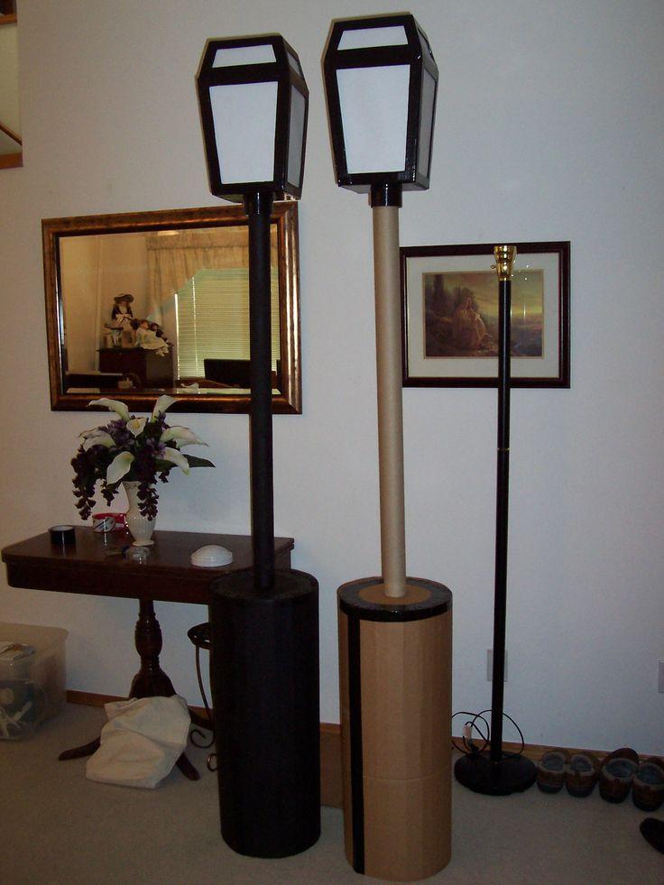 DIY street lamps. www.treepress.org || @treepress