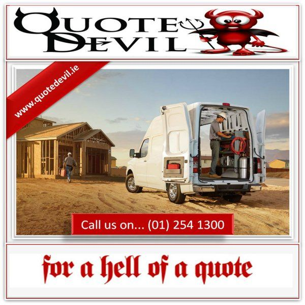 Van Insurance & Commercial Vehicle Insurance We Offer All You Need #AD Call  (01) 254 1300 http://ow.ly/Y9MVX