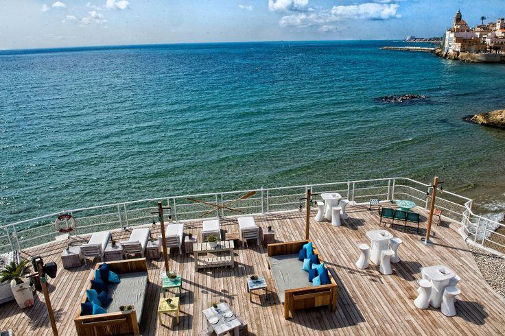 Ref. 2147 Restaurant with sea views #locationsbarcelona #localizacionesbarcelona #loftlocation