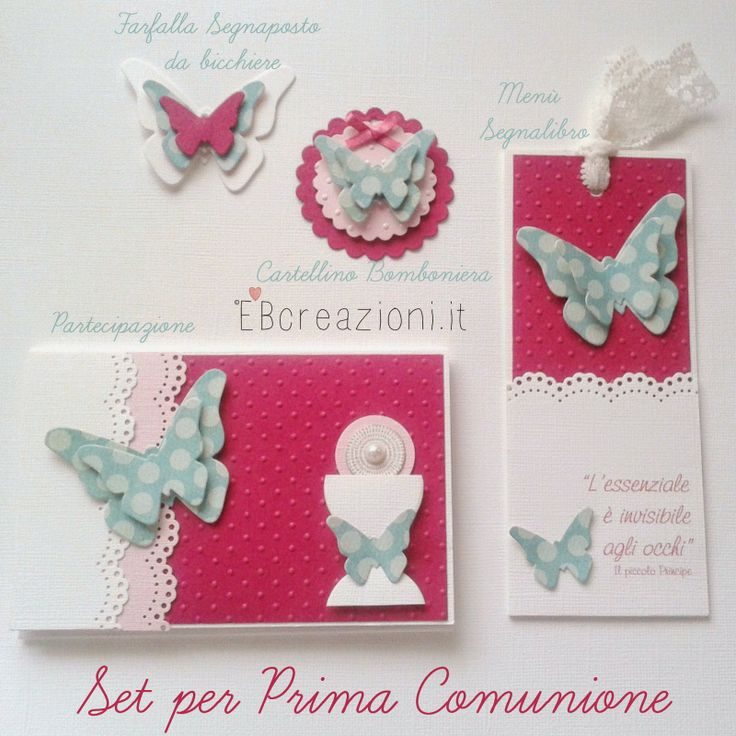 Set Prima Comunione First Communion