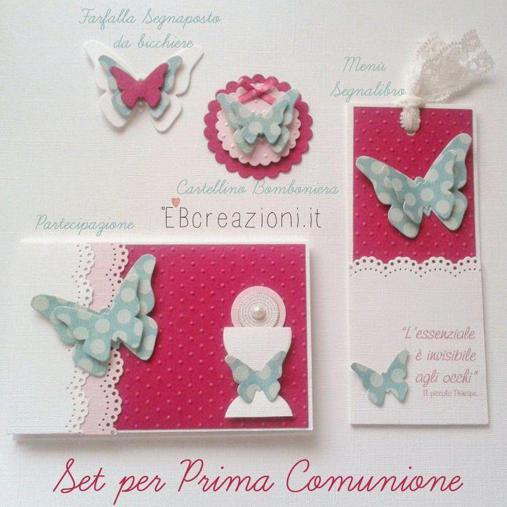 Set Prima Comunione First Communion